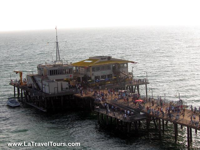 Santa Monica Fishing Pier Flickr Photo Sharing