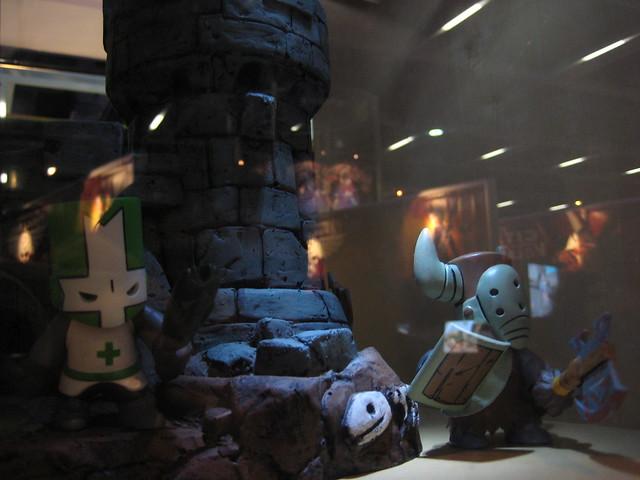 Castle Crashers Vinyl Toys Flickr Photo Sharing