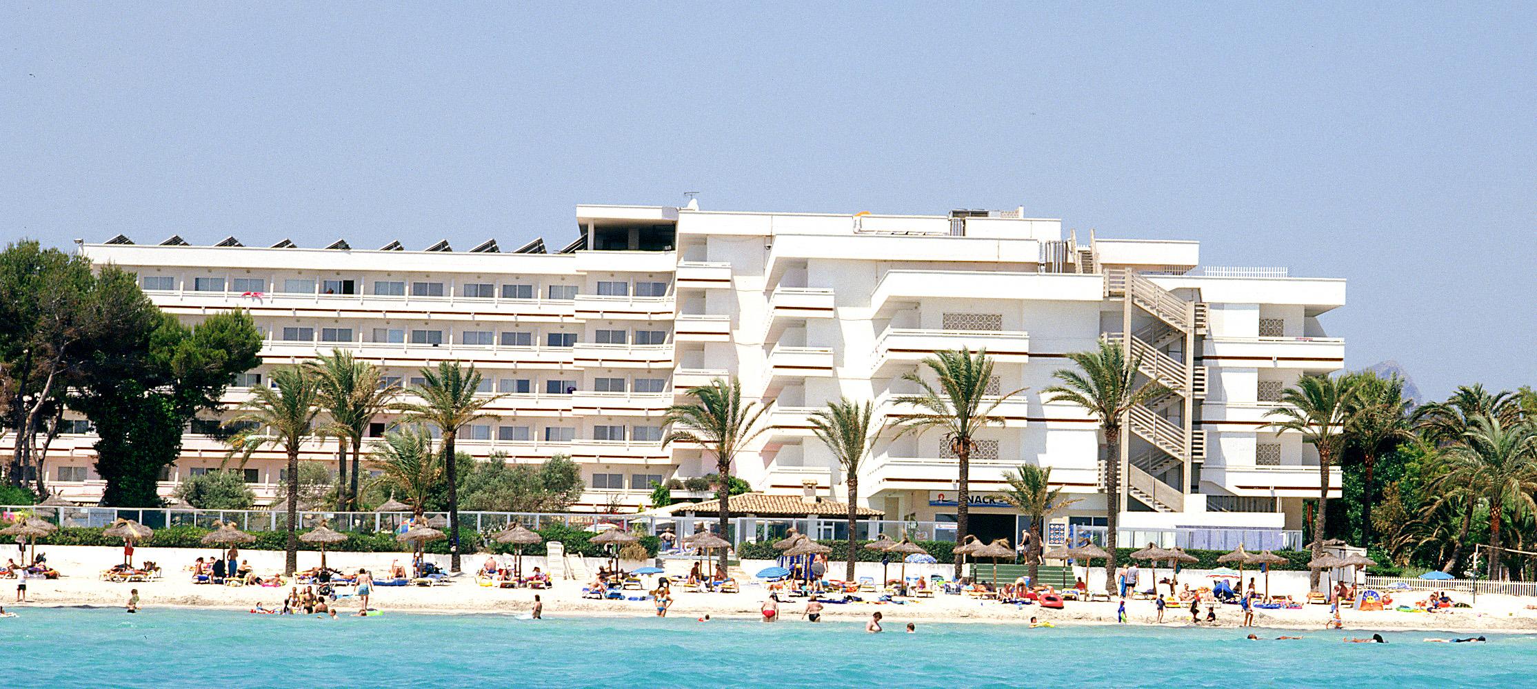 Hotel Condesa De La Bahia Mallorca Alcudia