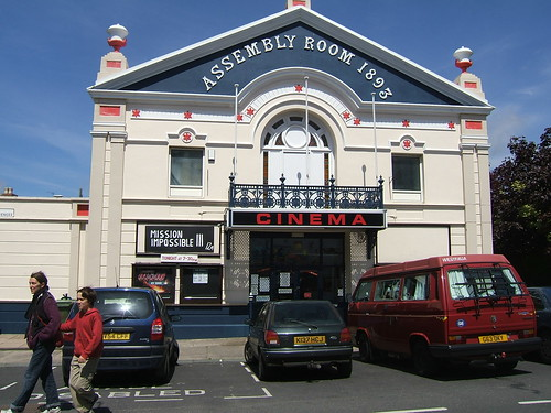Assembly Rooms Cinema, Towyn, Wales