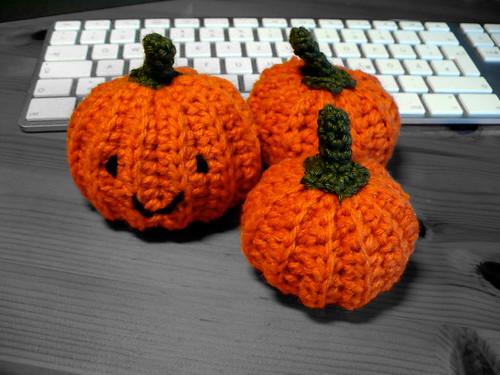 Manualidades en ganchillo gratis imagui - Manualidades calabazas halloween ...