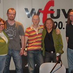 Guggenheim Grotto with Rita Houston at WFUV