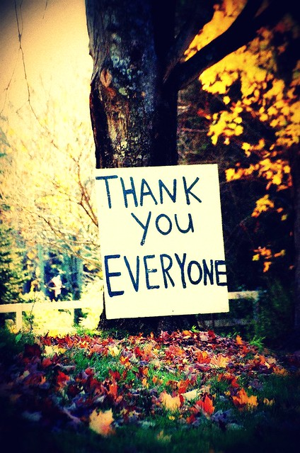 Sending A Very Big Thank You! Free For Everyone eCards ... |Thank You Everyone Cartoon
