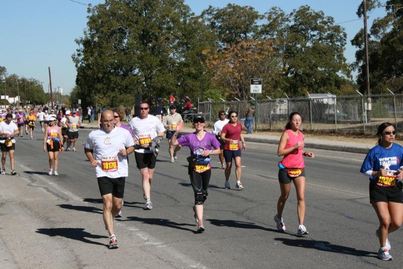 Half Marathon Point