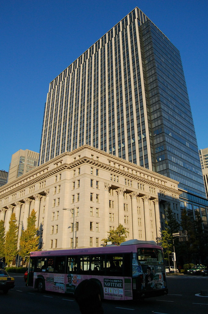 Meiji Yasuda Life Insurance Company Bldg.