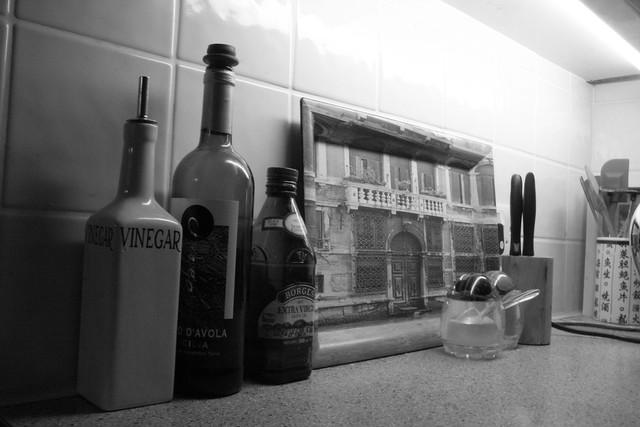 Kitchen life