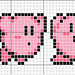 Kirby Cross Stitch Pattern by johloh