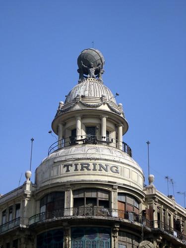 tiring building