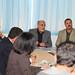 Hamadi Jebali en conférence de presse