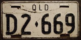 QUEENSLAND, AUSTRALIA pre 1976 TRUCK DEALER