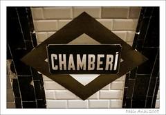 Chamberí, la estación fantasma