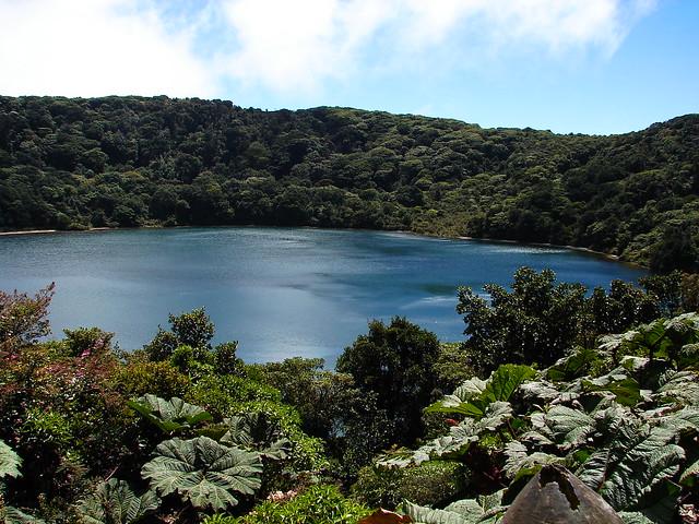 Laguna Botos, Volcán Poás