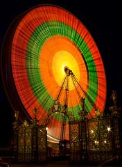 Warrington Ferris Wheel by EugeneEverson