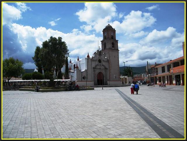 Parroquia de San Miguel Arcangel (Perote) Estado de Veracruz,México