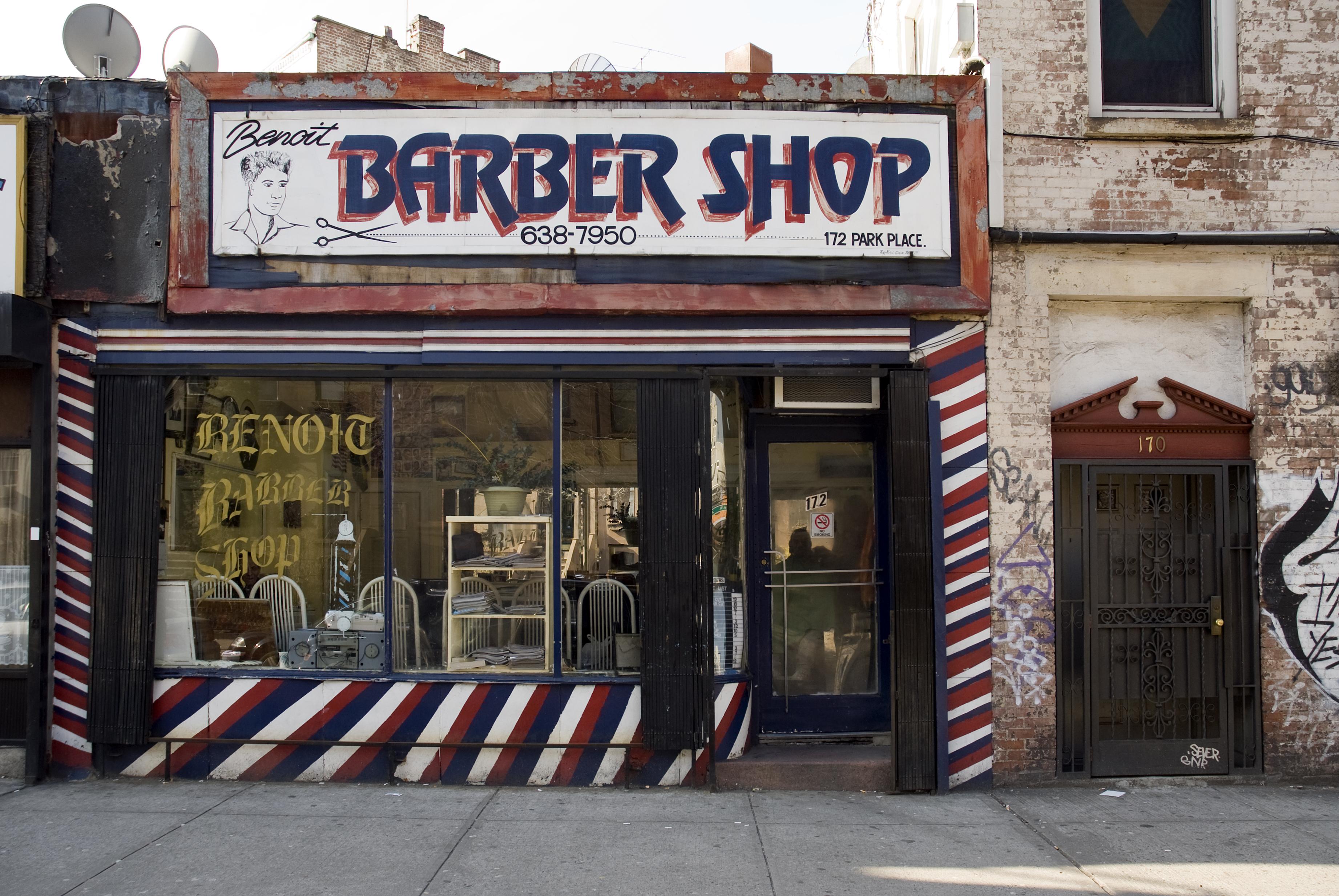 Benoit Barber Shop Flickr - Photo Sharing!