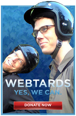 Webtards for Change