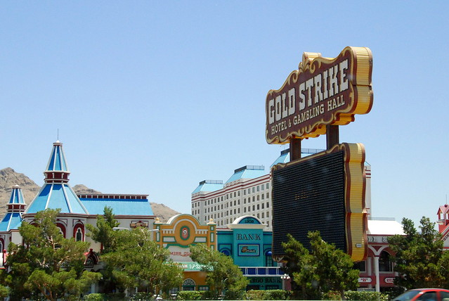 gold strike casino nevada