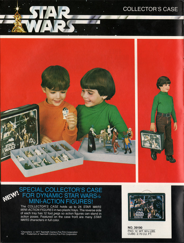 Kenner Star Wars product Supplement 1979 - page 05