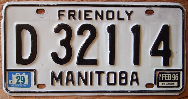 Manitoba Car Dealer Permit