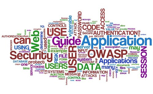 Information Security Wordle: OWASP Guide to Building Secure Web Applications and Web Services