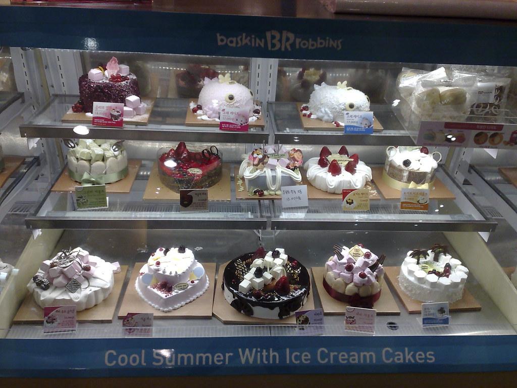 Cakes Sizes In Capri Bakery Th St