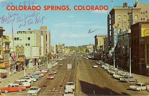 Amarillo Motel Colorado Springs Co