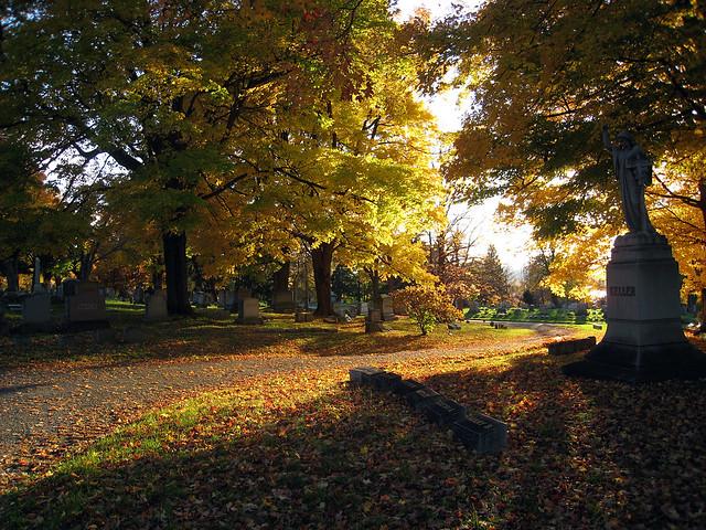 Oakwood Cemetery - Troy, NY - 08