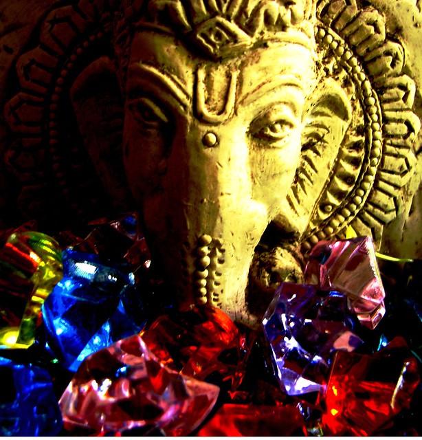 Ganesha Decor With Foam Sheets Diy