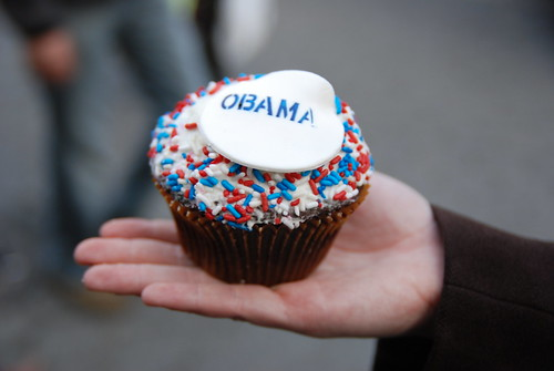 Voting by Cupcake