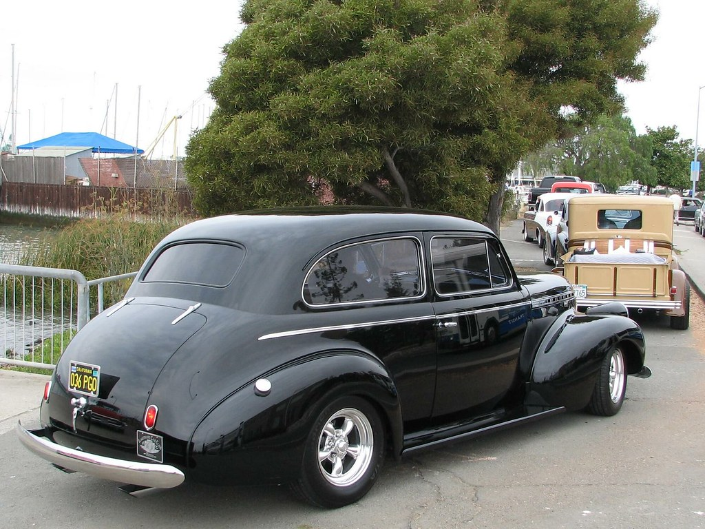 1940 chevrolet special deluxe 2 door sedan custom 39 036 for 1940 chevrolet 4 door sedan