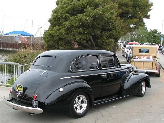 1940 chevrolet special deluxe 2 door sedan custom 39 036 p for 1940 chevy 4 door sedan