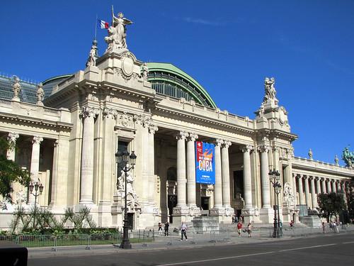 Le Grand Palais di Parigi