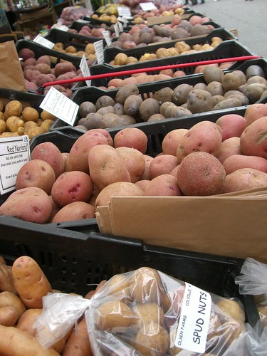 Olsen Farms potatoes!