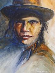 DSC00555 Peruvian woman