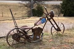 Oklahoma County 66 Auto Trim and Mini Museum - Arcadia, Oklahoma
