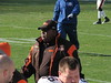 Cleveland Browns coach Romeo Crennel by http://www.philliprigginsphotography.com/