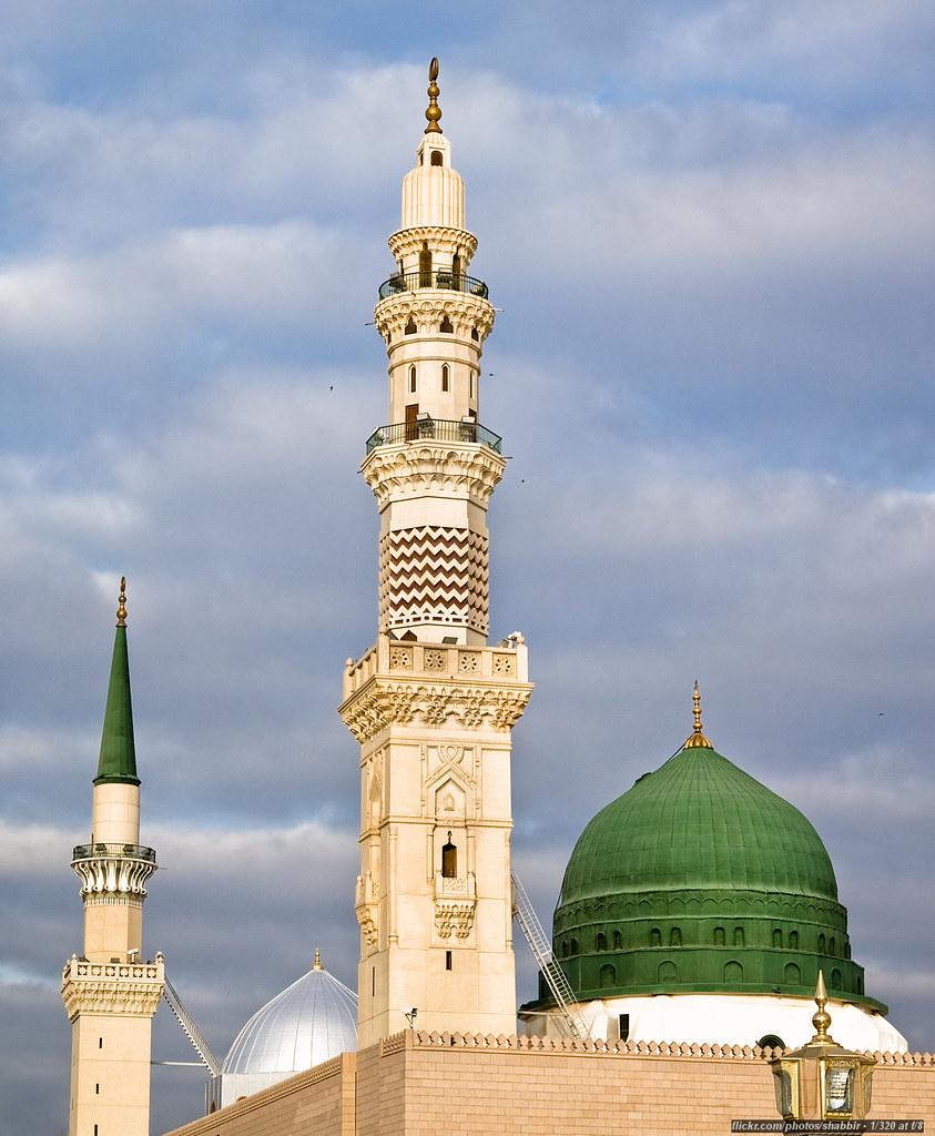 Masjid Nabawi (... Masjid Al Nabawi Hd