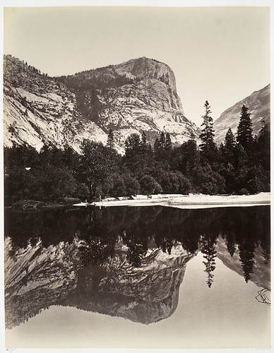 Mirror Lake, Yosemite.