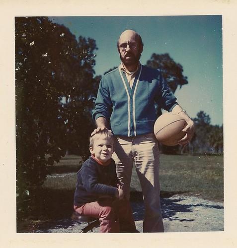 JM & Dad