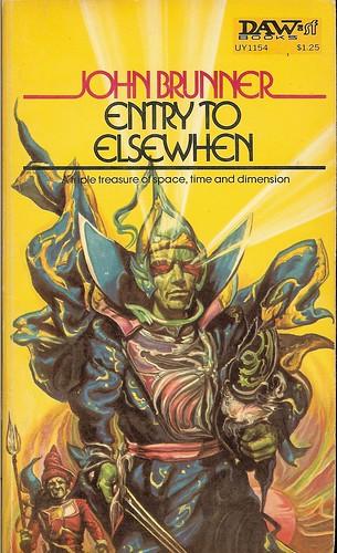 Entry to Elsewhen - John Brunner