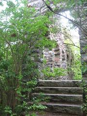 Castle Point Ruins