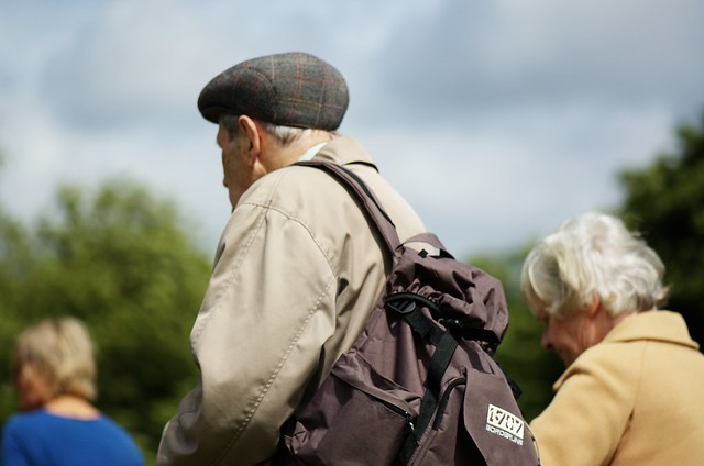 Old Folks @ Endcliffe Park, Sheffield