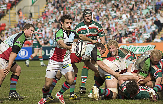 Danny Care Harlequins and England