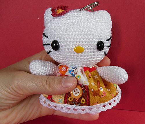 Tuto Gratuit Amigurumi Hello Kitty : Amigurumi HELLO KITTY Flickr - Photo Sharing!