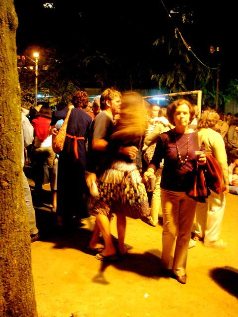 festa jardim botanico:Festa junina pça Pio 11 no Jardim Botanico.