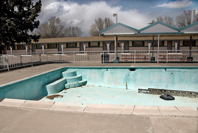 el kapp motel swimming pool flickr photo sharing