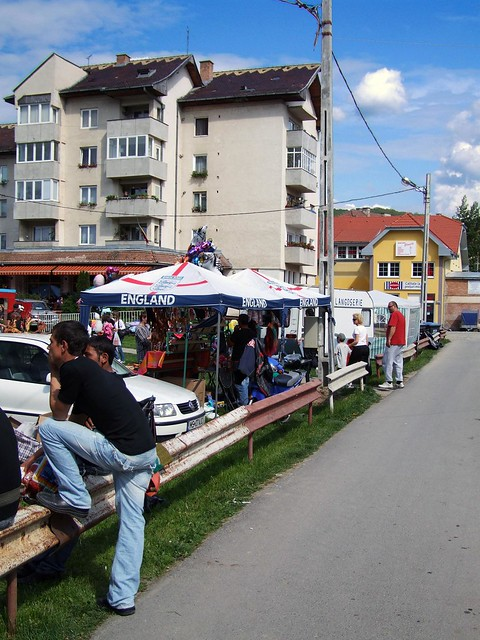 Engerland in Romania
