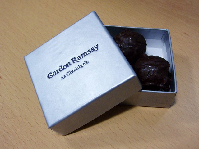 Gordon Ramsay Chocolate Lava Cake