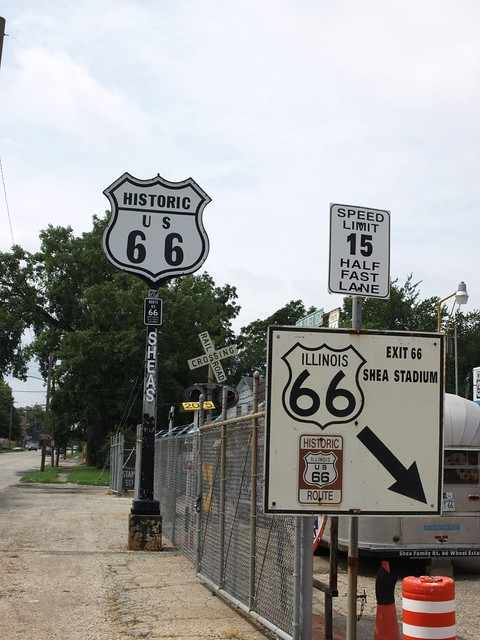 Springfield Illinois Route 66 Flickr Photo Sharing