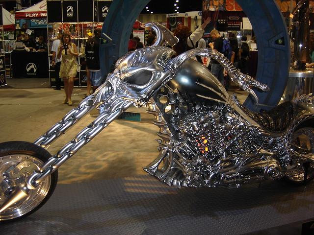 Ghost Rider Bike - Bing images